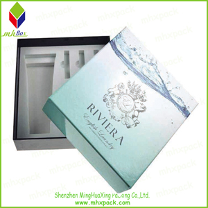 Lid and Base Packaging Paper Gift Cosmetic Box