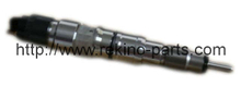 Common rail diesel fuel injector 0445120110 J5600-1112100-A38 for Yuchai YC4E YC6J
