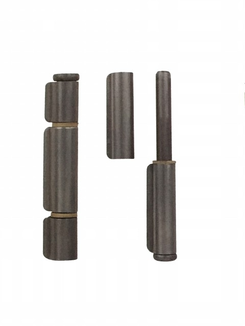 Core-Pulling Welding Hinges