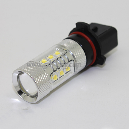 Best selling 7G 12-24V DC PSX24 80Watts 780lm CREE_EPISTAR LED fog light