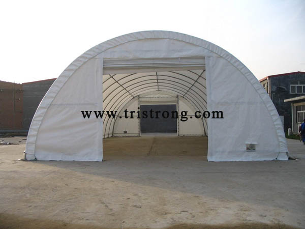 Dome Shape Shelter, Large Prefabricated Building, Semicircle Warehouse (TSU-3040/3065)