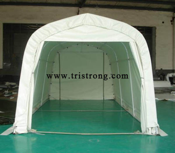 Shelter with PVC Cover (TSU-917)