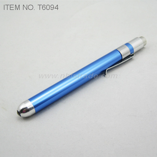 LED Penlight with Clip