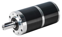82mm Round Brushless DC Gear Motor