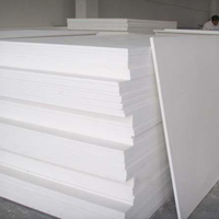 White PVC Celuka foam board