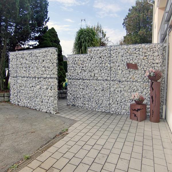 Retaining Gabion Wall Welded Stone Gabion Box Buy