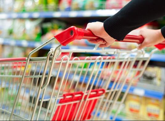 supermarket shopping carts