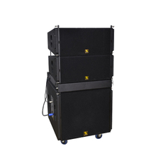 VERA36&S33 10 inch Tops and 15 18 inch Subs Powered Active Line Array System