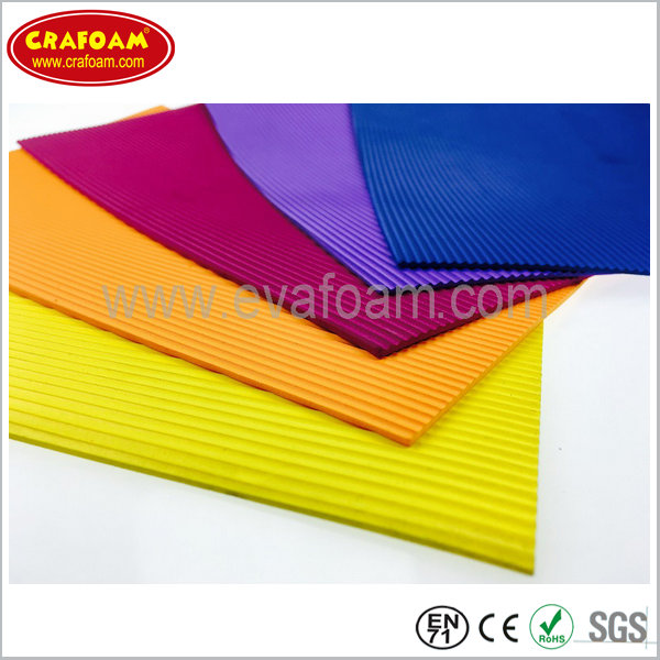 Stripe EVA Foam Sheets