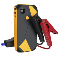 New arrival multifunctional portable Car Jump Starter power pack with compass
