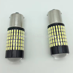 1156 140pcs 3014 600lm car LED back up light