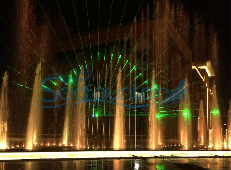 Morocco fountain dancing fountain outdoor fountain 3