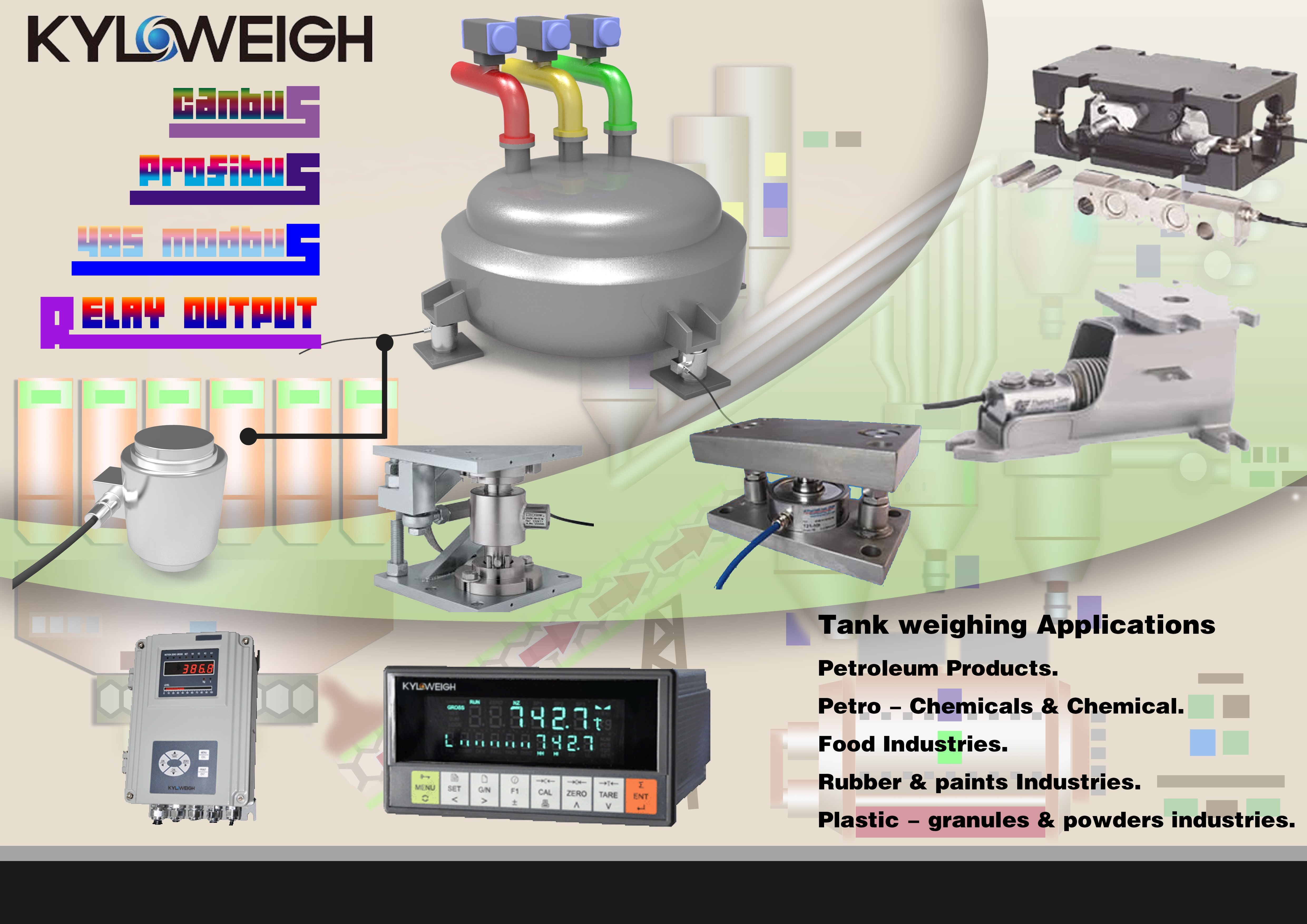 KYLOWEIGH TANK WEIGHING SYSTEM