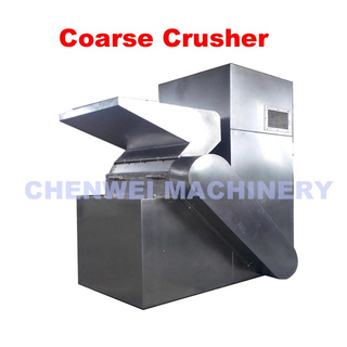 Stainless steel Coarse Crusher