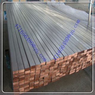 top quality ti clad copper electrode