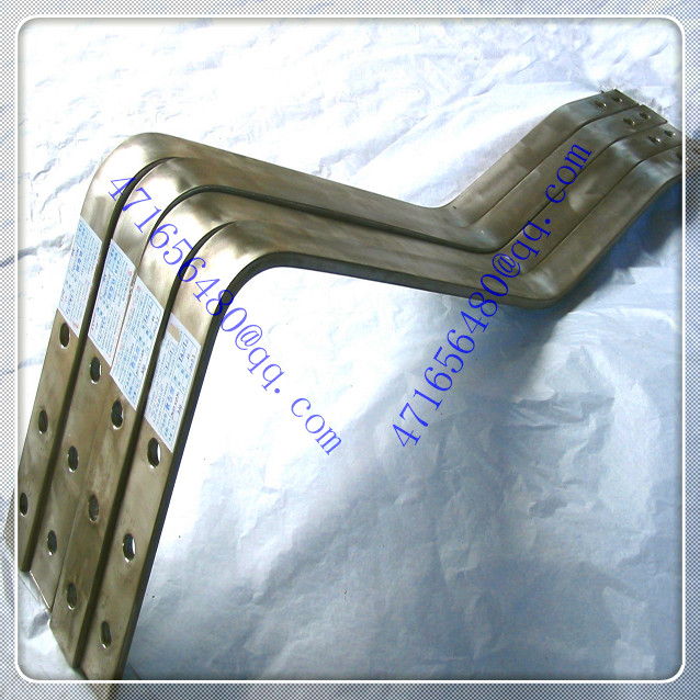 high quality ti clad copper welding flat group pieces for electroplating