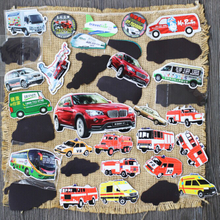 Cool Printed Car Fridge Magnet