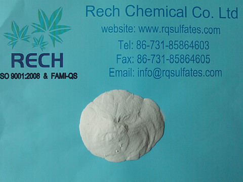 Animal Feed Additive Zinc Sulphate Monohydrate Powder