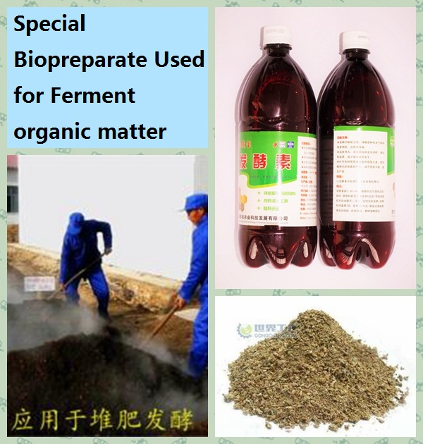 organic fermented materials as growth promotant The fermentative bacteria require carbohydrates - either simple sugars such as glucose and fructose or complex carbohydrates such as starch or cellulose the energy requirements of micro-organisms are very high limiting the amount of substrate.