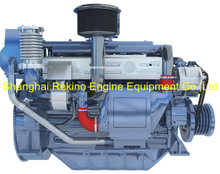 150HP 1500RPM Weichai Deutz marine propulsion boat diesel engine (WP6C150-15)