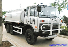 Dongfeng 6x6 Oil Tanker Truck