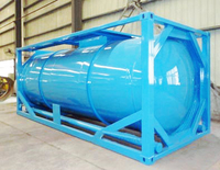 T4 20000L-24000L T4 Sewage tank container