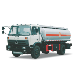 12000L 190HP Fuel Tanker Truck for sale