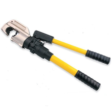 Hydraulic wire crimping tools to 400mm2 EP-510