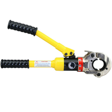 Hydraulic pipe crimping tools for all kinds pex pipe
