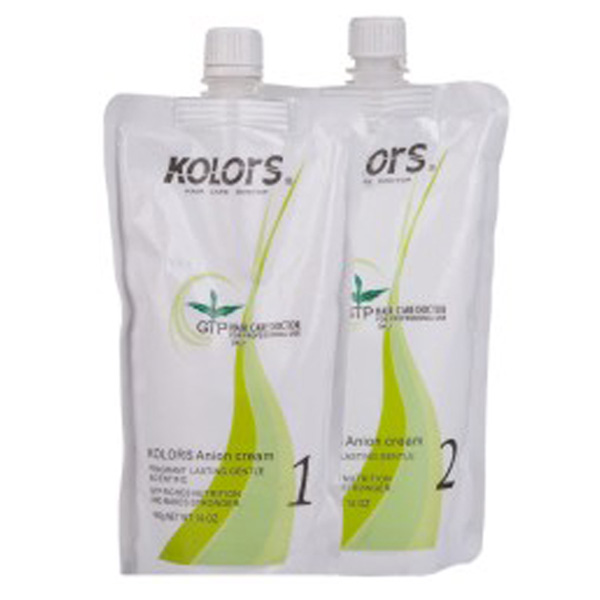 400ml*2 Kolors Hair Straightening Cream