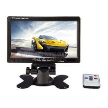 12-24V 7 inch TFT LCD car/truck rear view monitor