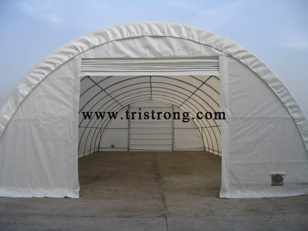 Dome Shape Shelter, Prefabricated Tent, Semicircle Warehouse (TSU-3040/3065)