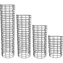 33 Cm Diameter, 200 Cm High Gabion Column