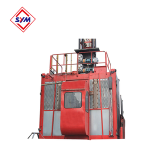 SC Double-Cage GJJ construction passenger Hoist