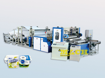 Automatic-Color-Gluing-Kitchen-Towel-Making-Machine