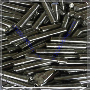 grade2 titanium fasteners medical screw nut and bolt
