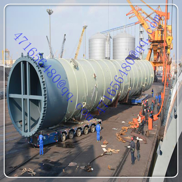 ASME Zirconium absorption tower/copper washing tower/drying tower
