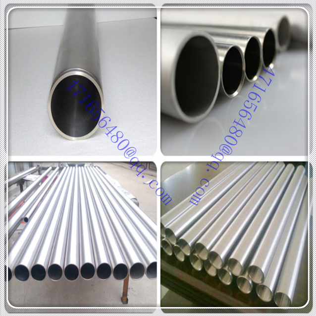 high precise titanium pipe for Ti heat exchanger
