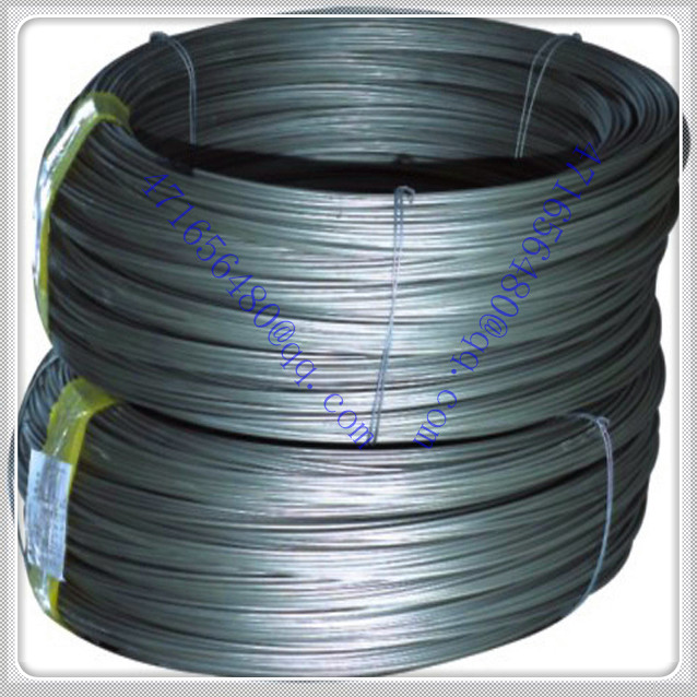 balck annealed reinforcing titanium wire