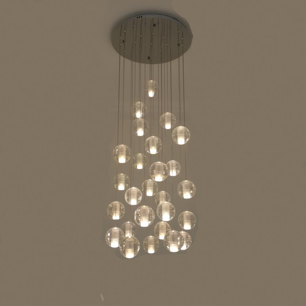 China lighting factory wholesales chandelier for hotel for Suspension luminaire cage