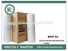 Riso Stencil Digital Master for RP07 A3