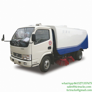 DongFeng 5.5m3 Cleaning Truck RHD /LHD