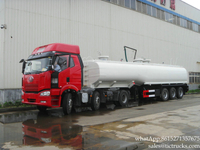 dilute sulfuric acid tanks truck trailer plastic lining factory sale