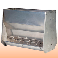 Stainless Steel Pig Feeder