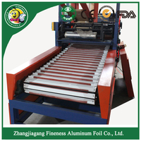 Aluminum Foil and Silicon Paper Rewinding and Cutting Machine