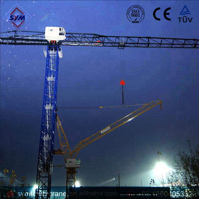 SP60/13 Plus Chinese Manufactured Topless Tower Crane