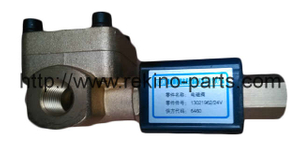 Shut off solenoid valve 13021962 for Weichai 226B WP4 WP6