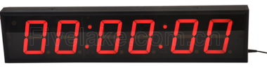 Count-up / Elapsed Timer