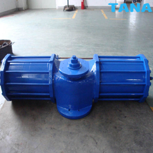 AW series Scotch Yoke Pneumatic Actuator for control valve