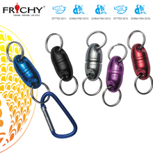 X67 fishing accessory magnetic net release